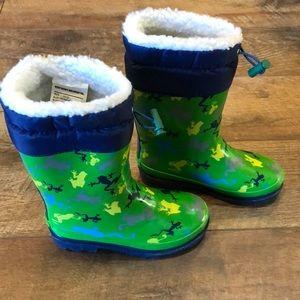 Size 11/12 rain boots
